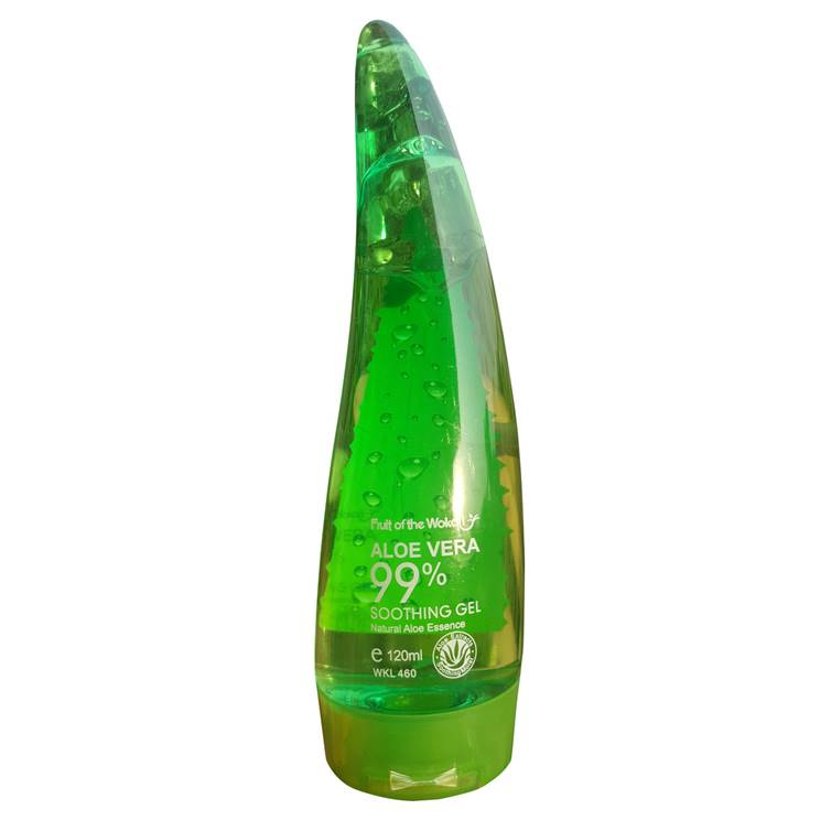 Wokali 99% Natural Soothing & Moisture Aloe Vera Gel 120ml