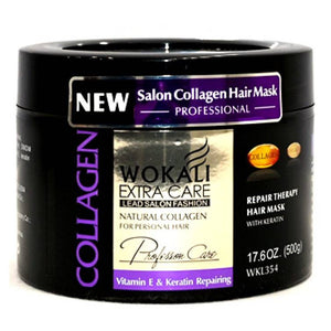 Wokali Extra Care Collagen Repair Therapy Hair Mask 500ml