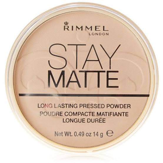 Rimmel Stay Matte Long Lasting Pressed Powder Sandstorm
