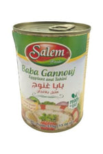 Baba Gannouj and Tahini - Salem - Goffa - Fresh to your door!