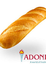 Baguette White - Adonis - Goffa - Fresh to your door!
