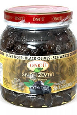 Black Olives - ONCU - Goffa - Fresh to your door!
