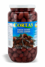 Black Olives with Thyme- CORTAS - Goffa - Fresh to your door!