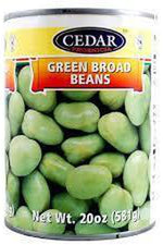 Broad Beans - Cedar - Goffa - Fresh to your door!