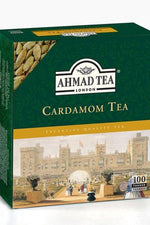 Cardamom Tea 100Bag - AHMAD TEA - Goffa - Fresh to your door!