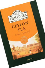 Ceylon Tea - AHMAD TEA - Goffa - Fresh to your door!
