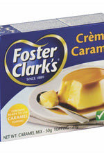 Cream Caramel - Foster Clarcks - Goffa - Fresh to your door!