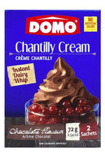 Cream Chante Chocolate - DOMO - Goffa - Fresh to your door!