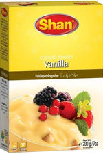 Custard Powder Banana Flavor - Shan - Goffa - Fresh to your door!