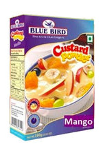 Custard Powder Mango Flavor - Blue Bird - Goffa - Fresh to your door!