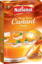 Custard Powder Mango Flavor - National - Goffa - Fresh to your door!