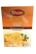 Custard Powder Mango Flavor - Shan - Goffa - Fresh to your door!