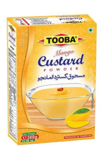Custard Powder Mango Flavor - TOOBA - Goffa - Fresh to your door!