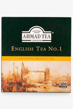English Tea 100Bag - AHMAD TEA - Goffa - Fresh to your door!
