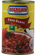 Fava Beans Saudi Receipe - Americana - Goffa - Fresh to your door!