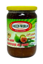 Fig Jam - GREEN WORLD - Goffa - Fresh to your door!