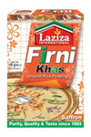 Firni Khas Ground Rice Pudding with Saffron - Laziza - Goffa - Fresh to your door!