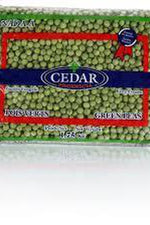 Frozen Green Peas . - Cedar - Goffa - Fresh to your door!