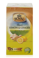 Ginger Lemon Herbs - Royal - Goffa - Fresh to your door!