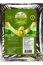 Green Olives - ARARAT - Goffa - Fresh to your door!