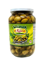 Green Olives with Thyme- AlKowra - Goffa - Fresh to your door!