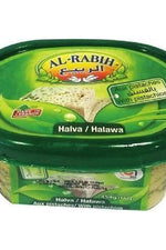 Halva With Pistachios - Al-Rabih - Goffa - Fresh to your door!