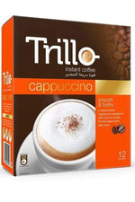 Instant Coffee Cappuccino - Trillo - Goffa - Fresh to your door!