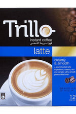 Instant Coffee Latte - Trillo - Goffa - Fresh to your door!