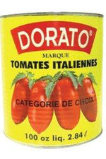 Italian Tomatoes - DORATO - Goffa - Fresh to your door!