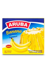 Jelly Banana Flavor - Aruba - Goffa - Fresh to your door!