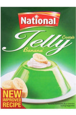 Jelly Banana Flavor - National - Goffa - Fresh to your door!