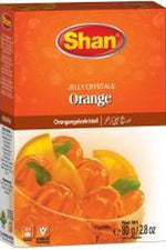Jelly Orange Flavor - Shan - Goffa - Fresh to your door!