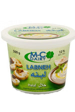 Labneh - M-C Dairy - Goffa - Fresh to your door!