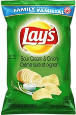 Lays Chips Sour Cream Onion - Lay'S - Goffa - Fresh to your door!