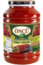 Hot Turkish Pepper Paste - ONCU - Goffa - Fresh to your door!