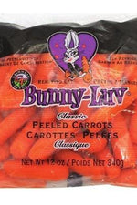 Peeled Baby Carrots - Bunny-Luv - Goffa - Fresh to your door!