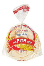 Pita Bread White - Adonis - Goffa - Fresh to your door!