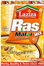 Ras Malai Mix Dessert with Saffron - Laziza - Goffa - Fresh to your door!