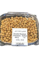 Roasted Salted Chick Peas - Mint Market - Goffa - Fresh to your door!