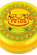 Smoked Gouda Cheese (Per lb) - Frico - Goffa - Fresh to your door!