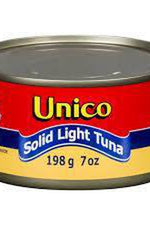Solid Light Tuna - Unico - Goffa - Fresh to your door!