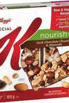 Special K Dark choclate Chunkc & Almonds - Kellogg's - Goffa - Fresh to your door!