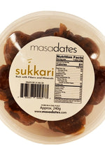 Sukkari Dates - Masa - Goffa - Fresh to your door!