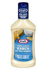 Three Cheese Ranch Dressing - Kraft - Goffa - Fresh to your door!