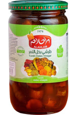 Torshi Pickles W/Date Vinegar - Al Ahlam - Goffa - Fresh to your door!