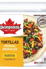 Tortillas - Dempster's - Goffa - Fresh to your door!