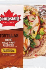 Tortillas Ww - Dempsters - Goffa - Fresh to your door!