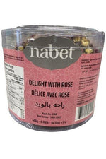Turkish Delight With Rose - Nabet - Goffa - Fresh to your door!