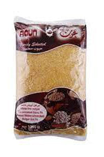 White Fine Bulgur - Aoun - Goffa - Fresh to your door!