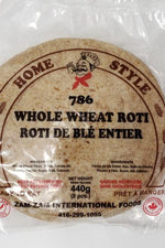 Whole Wheat Roti - Goffa - Fresh to your door!